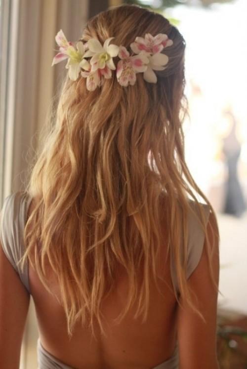 Destination Wedding Hair Ideas