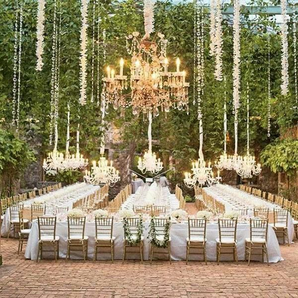 Of glamorous chandeliers wedding decor ideas 13 – Chandeliers for Weddings Decoration