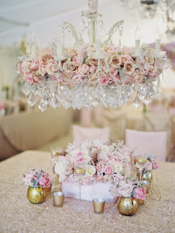 Of glamorous chandeliers wedding decor ideas 15 – Chandeliers for Weddings Decoration