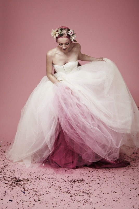 Picture Of romantic valentines day wedding dress ideas  12