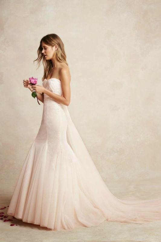 Picture Of romantic valentines day wedding dress ideas  26