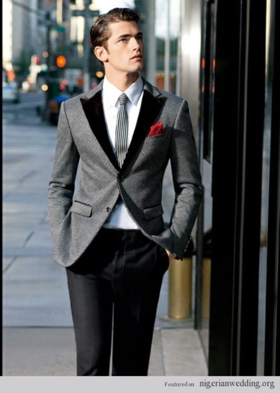Stylish Groom S Outfit Ideas With Skinny Ties