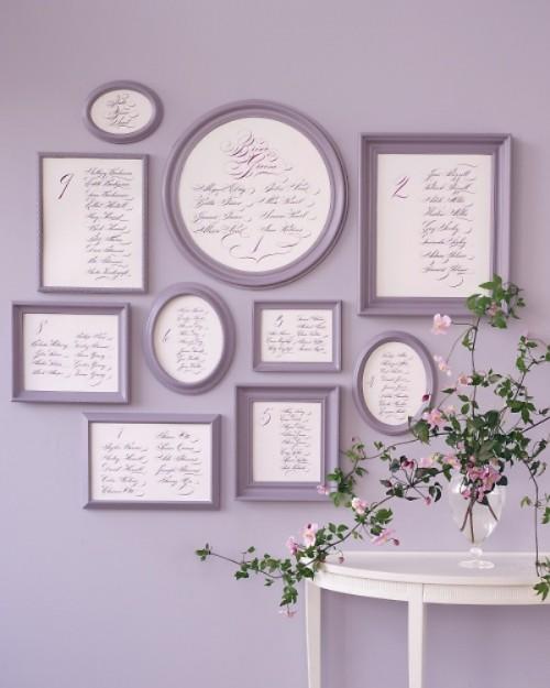 Wedding Seating Chart Ideas: 27 Unique Wedding Seating Charts Ideas