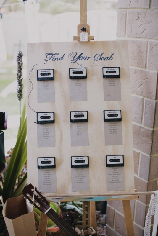 Wedding Seating Chart Ideas 17 Spectacular Unique Wedding Seating Charts