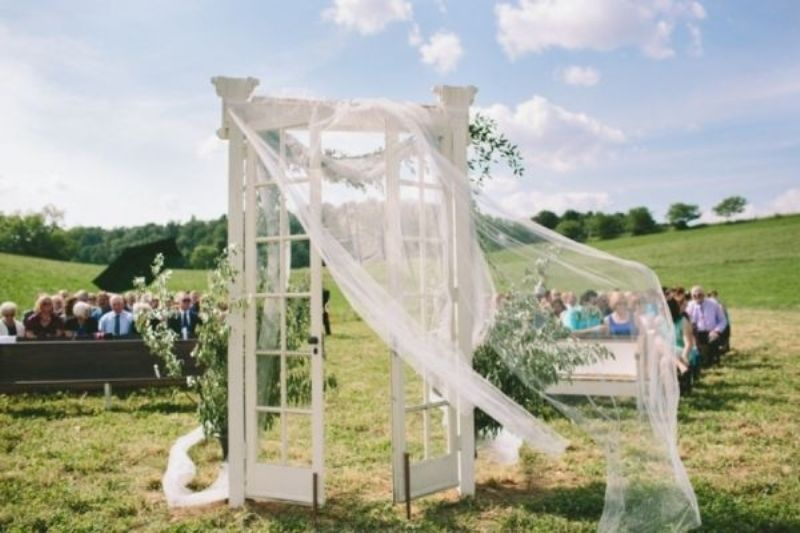 & Picture Of Wonderful Wedding Backdrops With Doors pezcame.com
