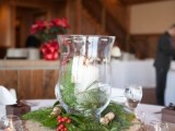 28 Elegant Rustic Winter Wedding Ideas11
