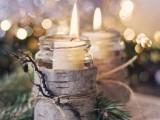 28 Elegant Rustic Winter Wedding Ideas2