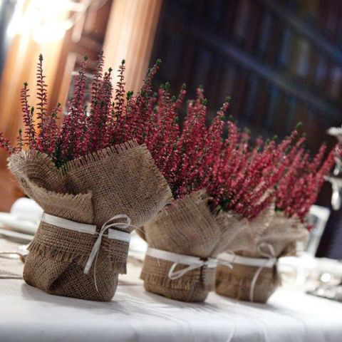 Picture Of Elegant Rustic Winter Wedding Ideas 24