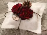 28 Elegant Rustic Winter Wedding Ideas25