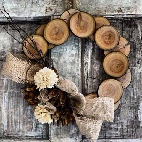Cozy And Warming Up Rustic Winter Wedding Ideas