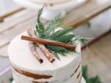 28 Elegant Rustic Winter Wedding Ideas6