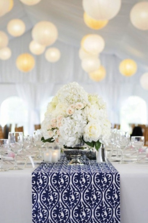 Gorgeous Navy And Silver With A Sparkle Wedding Inspirational Ideas