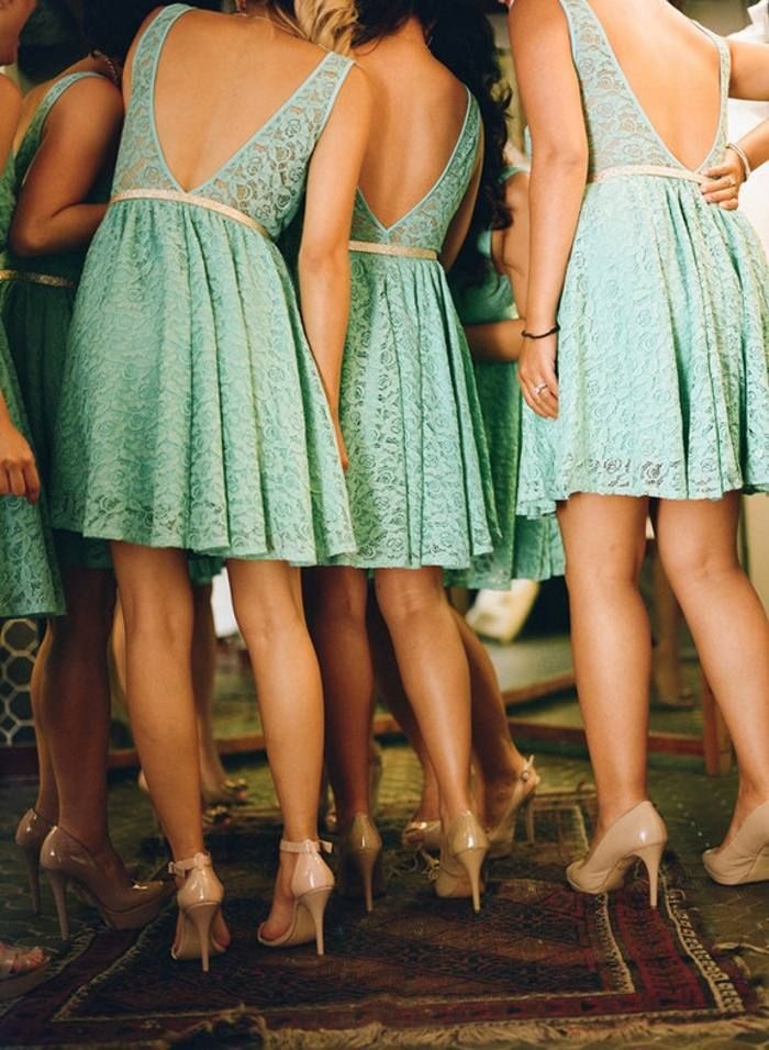 Picture Of 3 latest bridesmaids dress trends for spring summer 2015  10