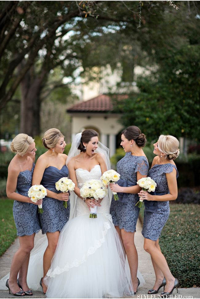 Picture Of 3 latest bridesmaids dress trends for spring summer 2015  11