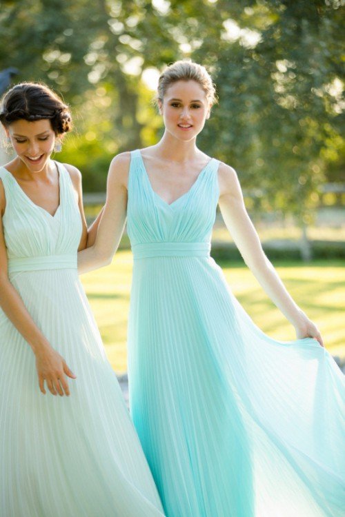 3 Latest Bridesmaid Dress Trends For Spring/Summer 2015