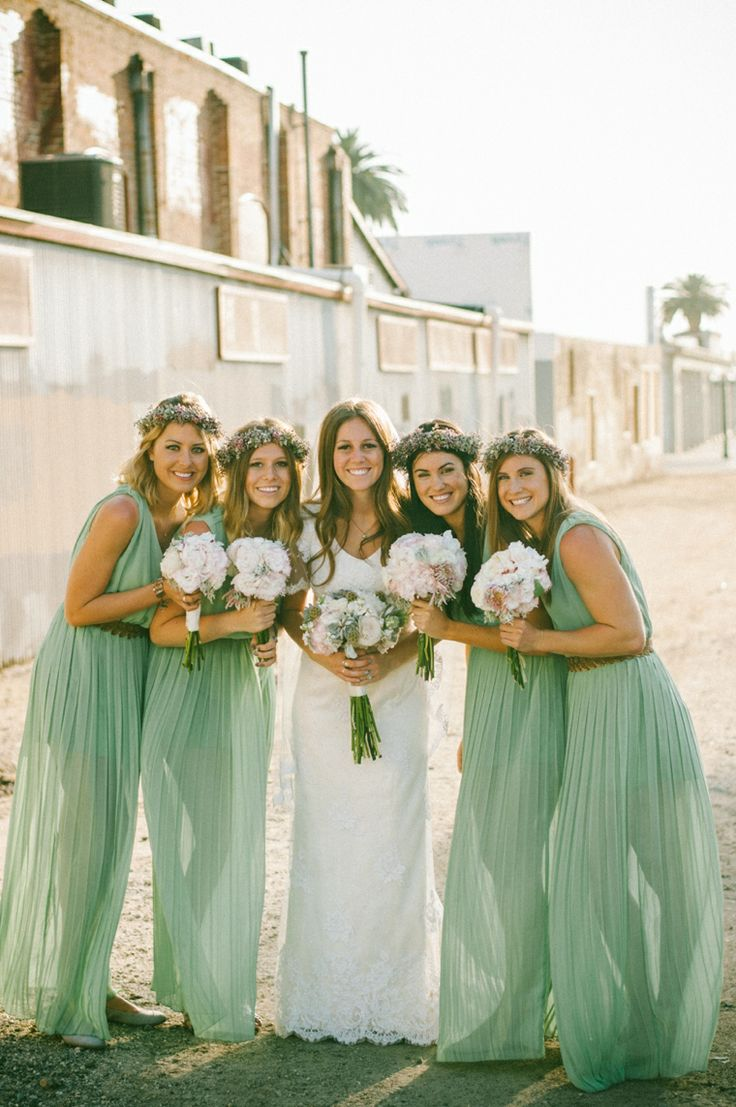 Picture Of 3 latest bridesmaids dress trends for spring summer 2015  9