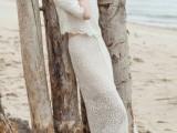 30 Beautiful Crop Top Wedding Gowns19