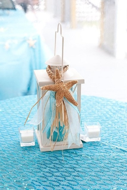 Picture Of Blue Beach Wedding Ideas 12