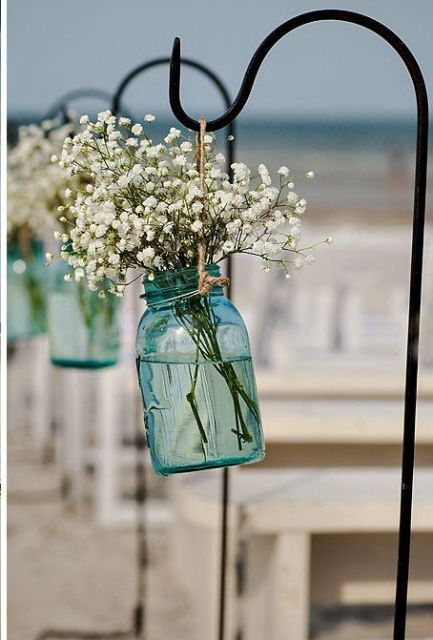 Picture Of Blue Beach Wedding Ideas 13
