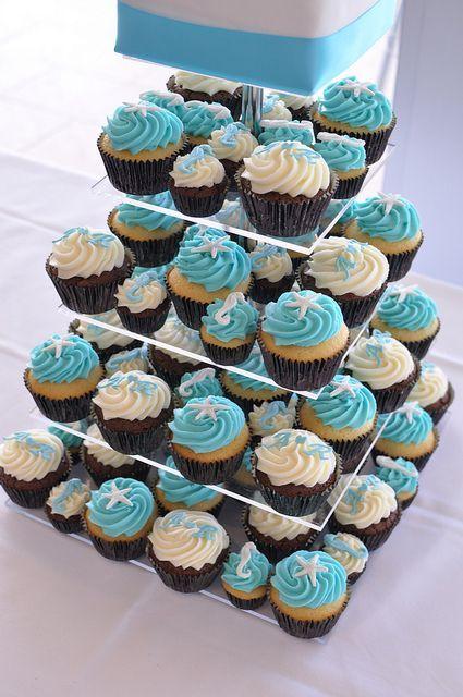Picture Of Blue Beach Wedding Ideas 14