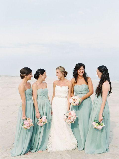 Picture Of Blue Beach Wedding Ideas 15