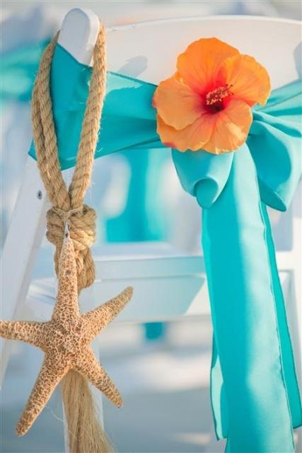 Picture Of Blue Beach Wedding Ideas 7