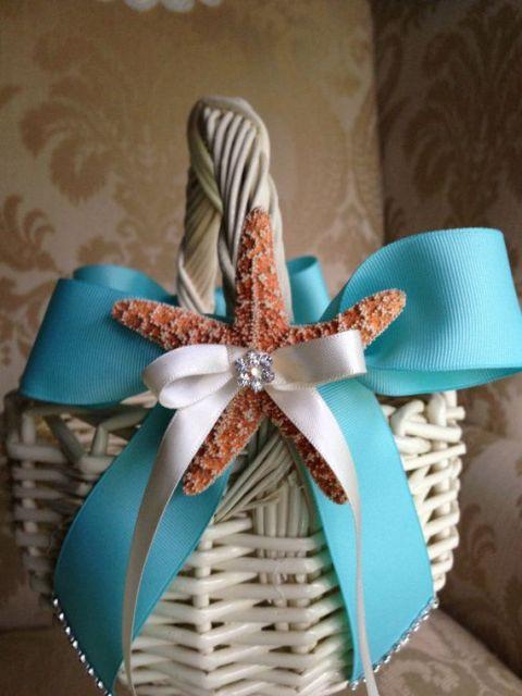 Romantic Blue Beach Wedding Ideas
