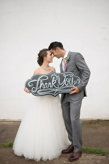 Picture Of Creative And Trendy Chalkboard Wedding Ideas 21