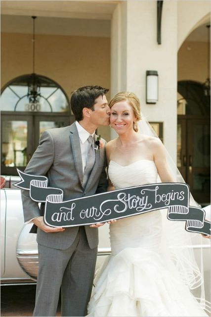 Picture Of Creative And Trendy Chalkboard Wedding Ideas 28