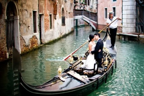 Ideas For A Wonderful Wedding In Venice