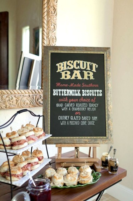 Tasty Wedding Snack Ideas And Ways To Display Them