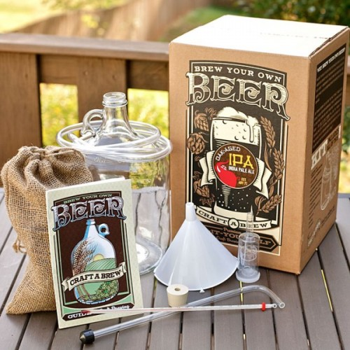 a bottle for brewing beer is a cool idea for groomsmen who enjoy drinking beer