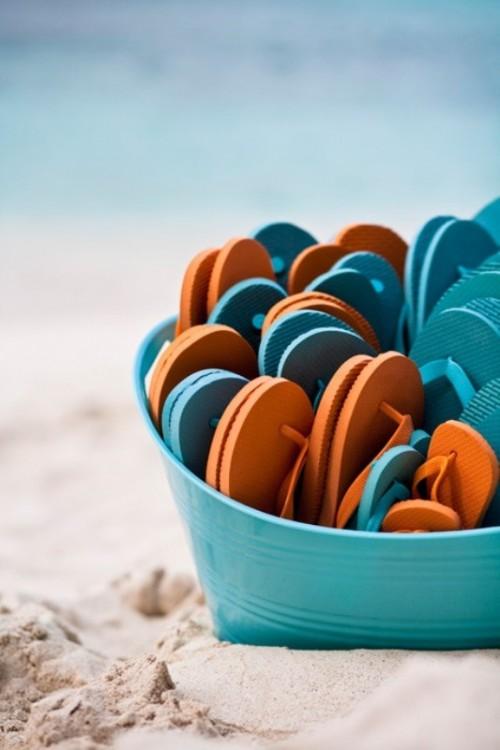 Beach Wedding Favors Ideas