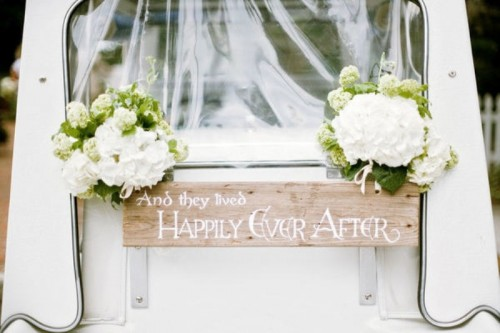 Beautiful And Creative Calligraphy Wedding Ideas
