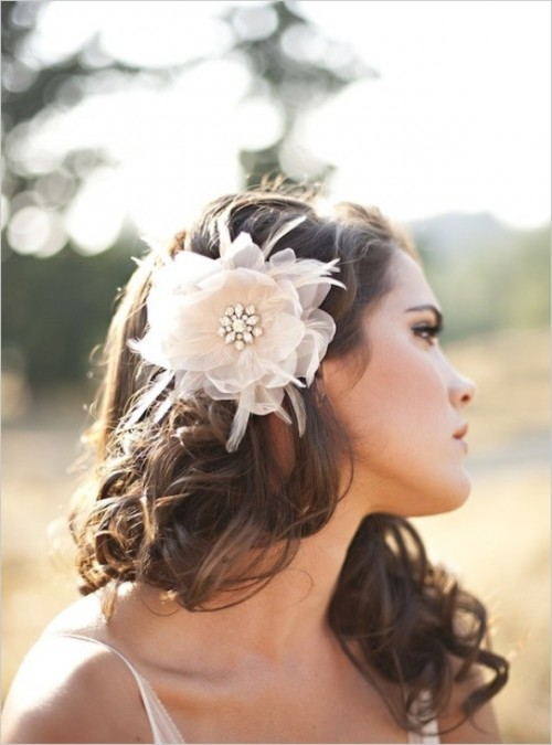 Beautiful And Natural Long Wedding Hairstyles Ideas