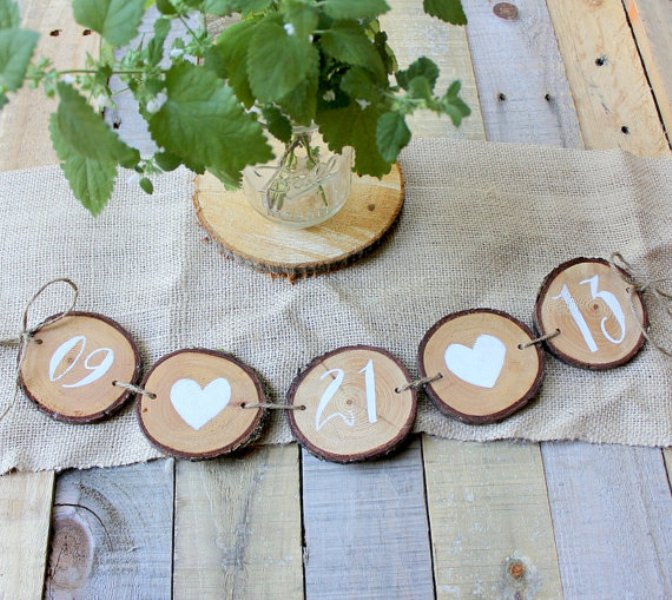 Rustic Woodsy Wedding Ideas: Picture Of Cozy Rustic Wood Themed Wedding Ideas