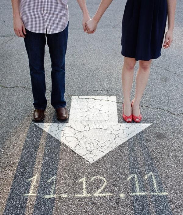 Picture Of creative arrow wedding inspirational ideas  14