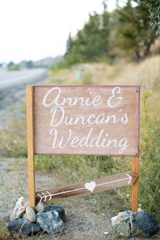 Picture Of creative arrow wedding inspirational ideas  22