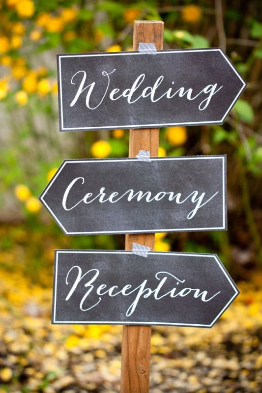 Picture Of creative arrow wedding inspirational ideas  27