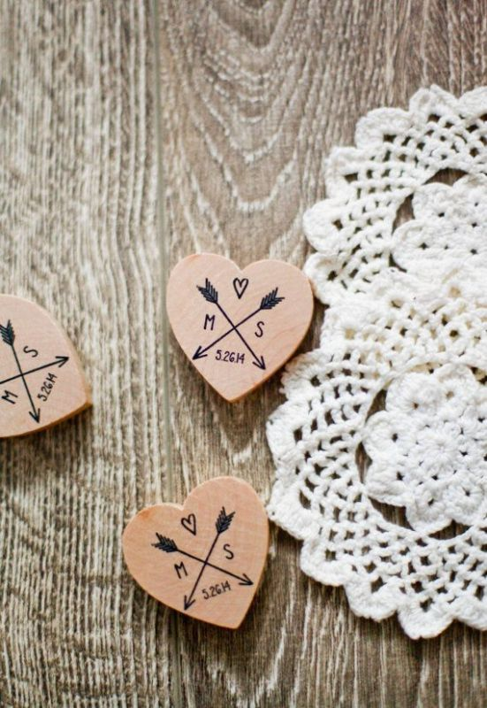 Picture Of creative arrow wedding inspirational ideas  28