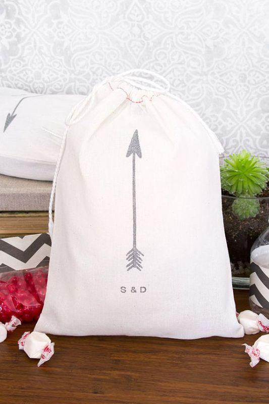 Picture Of creative arrow wedding inspirational ideas  4