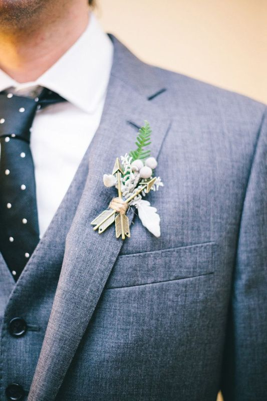Picture Of creative arrow wedding inspirational ideas  6