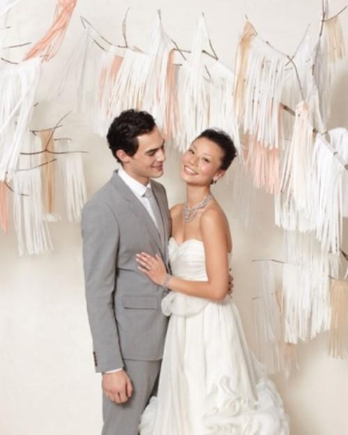 Creative Ways Of Using Tassels In Your Wedding Decor Weddingomania