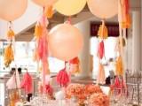 30 Creative Ways Of Using Tassels In Your Wedding Decor