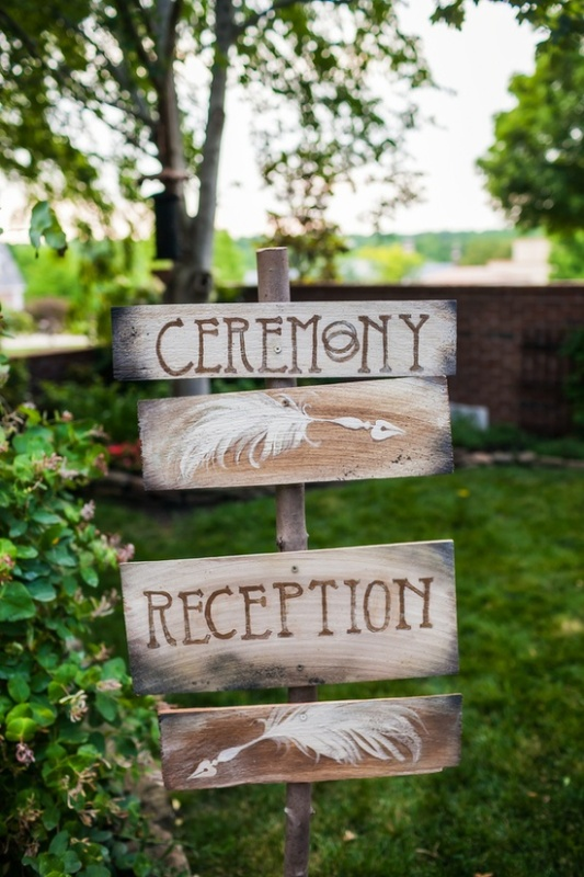 Creative Wedding Sign Designs