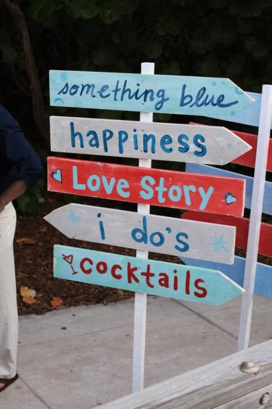 30 creative wedding sign designs weddingomania