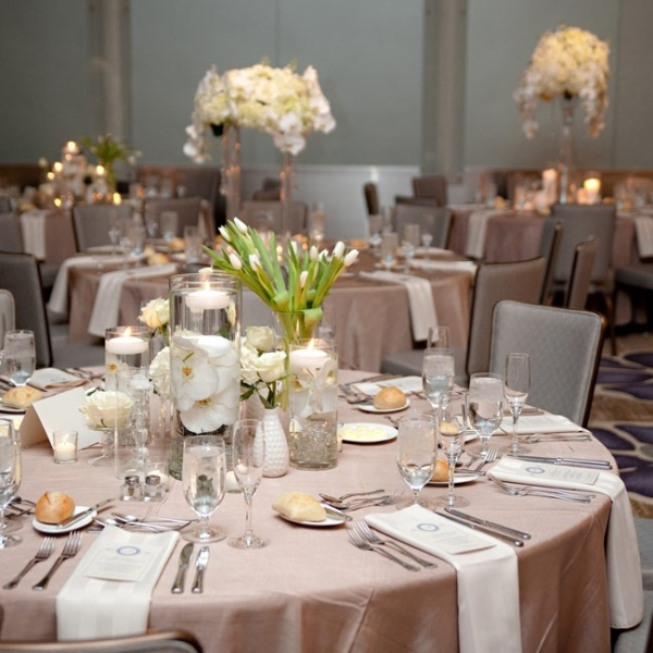 Picture of delicate and gentle neutral color wedding ideas junglespirit Image collections