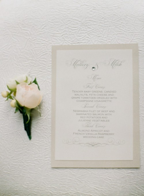 Details We Love For Traditional And Classic Weddings