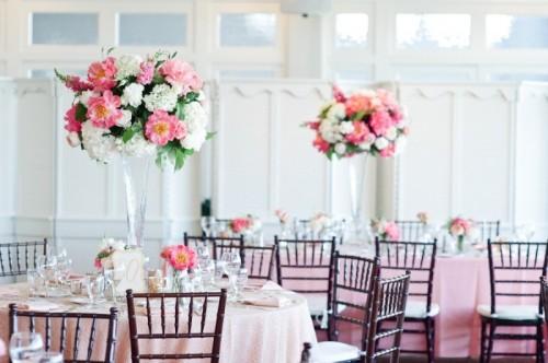 Fabulous Spring Wedding Reception Decor Ideas