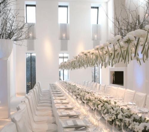 greenery hanging decor archives - weddingomania